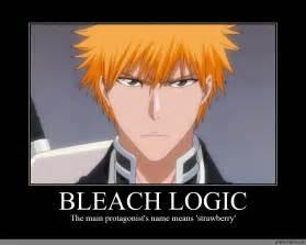 Anime Meme Pictures - bleach logic anime meme com