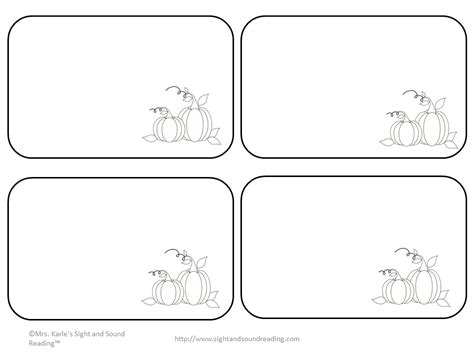 printable thanksgiving place cards templates black white printable thanksgiving place cards for