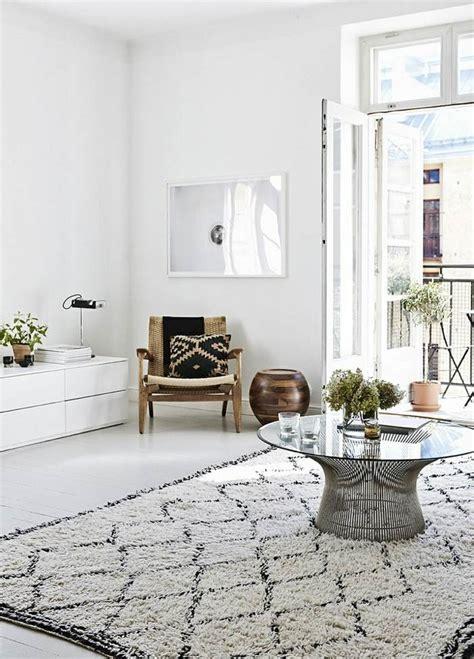 Decoration Scandinave Maison by Tapis Style Scandinave Bricolage Maison Et D 233 Coration