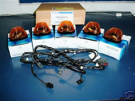 ford f250 cab lights kit ford f250 f350 superduty cab clearance lights look parts