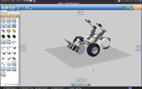 linux ldd tutorial tutorial360 it lego digital designer su ubuntu