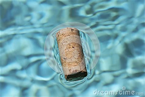 Floating Cork Stock Photo   Image: 42105204