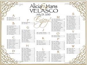 seating chart for wedding template wedding seating chart poster template free wedding