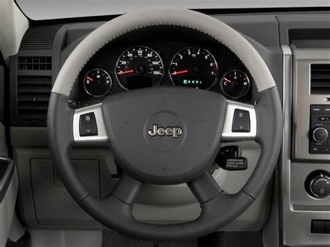 jeep liberty steering wheel image 2009 jeep liberty rwd 4 door limited steering wheel