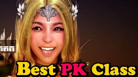best pk black desert best pk class youtube