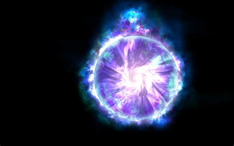 Orb Of Light by Glowing Orb Wallpaper 4463