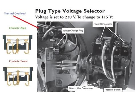 2 wire 230 volt diagram