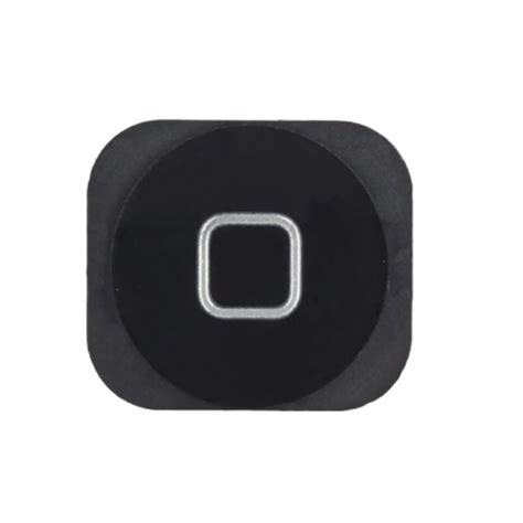 iphone 5 home button black original new