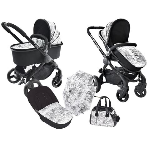 Mothercare Hop On Stroller Platform click image to zoom icandy black icandy get