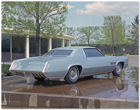 The History Of The 1967 Cadillac Eldorado How It Was