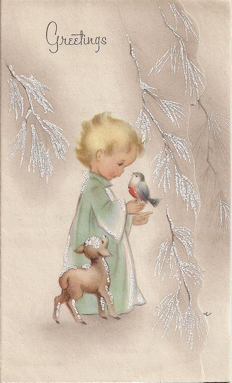 printable vintage greeting cards altered heart works freebie for you vintage christmas