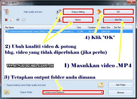 format video wmv adalah tutorial dream scene untuk windows 7 software 4 dummies