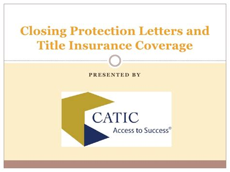 Closing Protection Letter Kentucky What You Need To About Closing Protection Letters