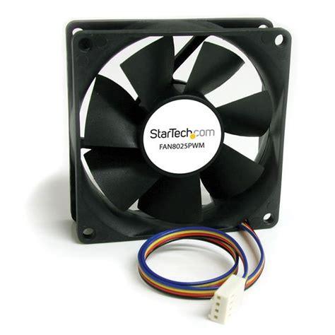 pc fan ventilateur pc 80 x 25 mm avec connecteur a modulation d