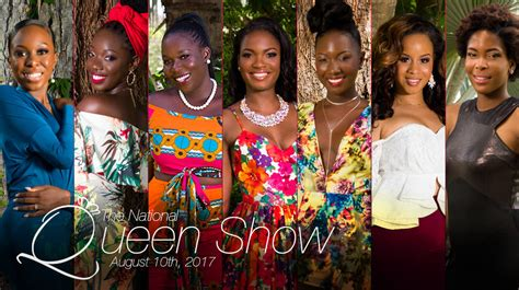 national carnival queen show  cleeng