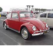 Volkswagen Bug Painted Stock Ruby Red L456