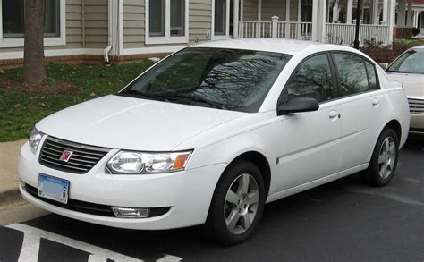 saturn ion 2004 2004 saturn ion information and photos zombiedrive