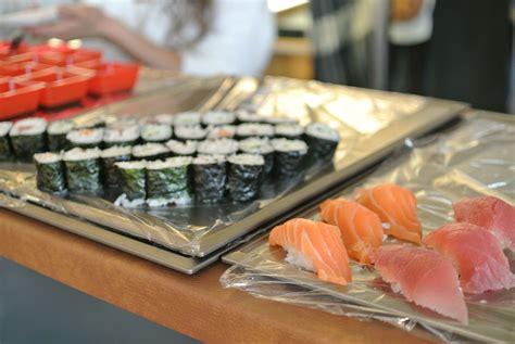 Origami Catering - catering in nov 2017 sushi yoko