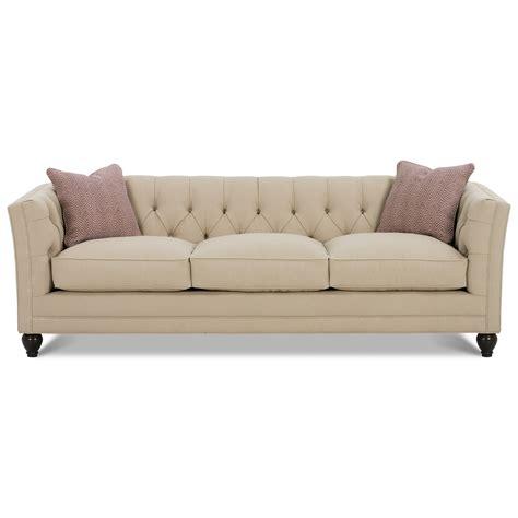 stevens leather sofa stevens tuxedo styled sofa with deep tufted cushion back