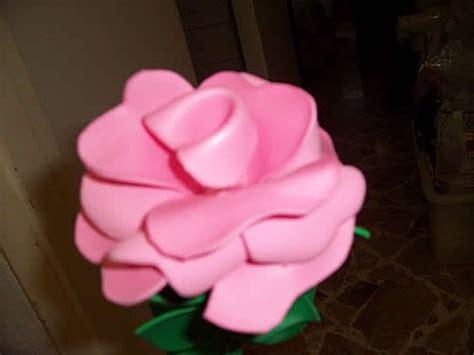 como hacer flores de goma eva manualidades con fomi foami o goma eva c 243 mo hacer