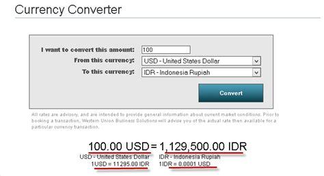 cek resi western union cara cek kurs dollar di western union wu artikel