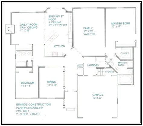 create your own home floor plans