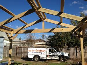 ubuild projects how to build a timber carport