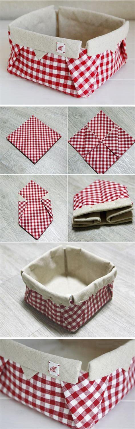 Fabric Origami Box - 17 mejores ideas sobre origami box tutorial en