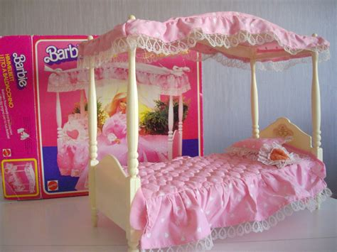barbie bed barbie canopy bed freddycat1 flickr
