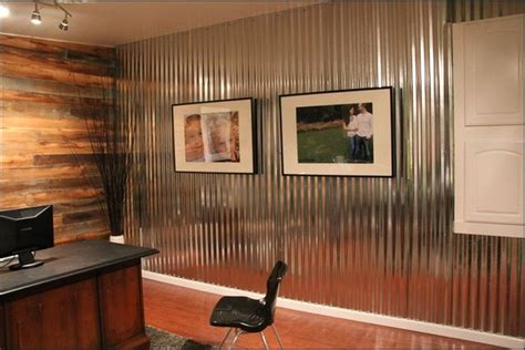 Corrugated Iron Interior Walls by High Quality Corrugated Metal Interior Walls 9 Rustic