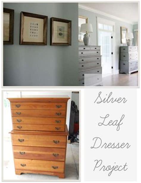 carroll events diy silver leaf dresser