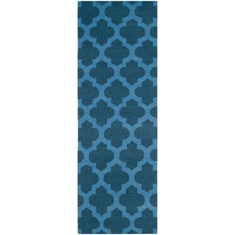10 foot runner rug safavieh dhurries ink 2 ft 6 in x 7 ft rug runner dhu623c 27 the home depot
