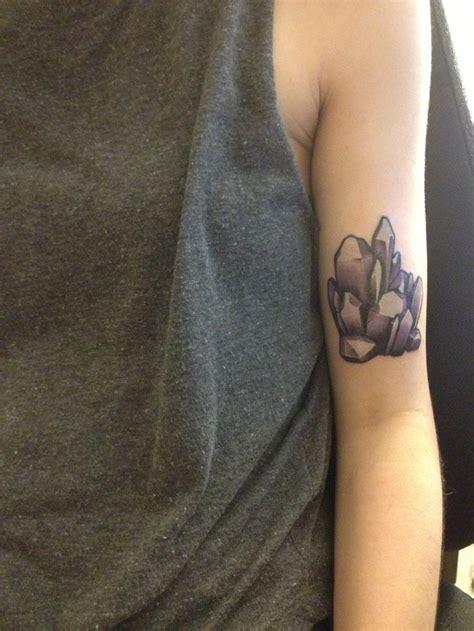 amethyst tattoo the gallery for gt amethyst