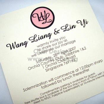 Wedding Card Printing Singapore by Real Weddings Ola Designs