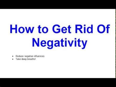 how to get rid of negative energy attached to you how to get rid of negative energy slucasdesigns com