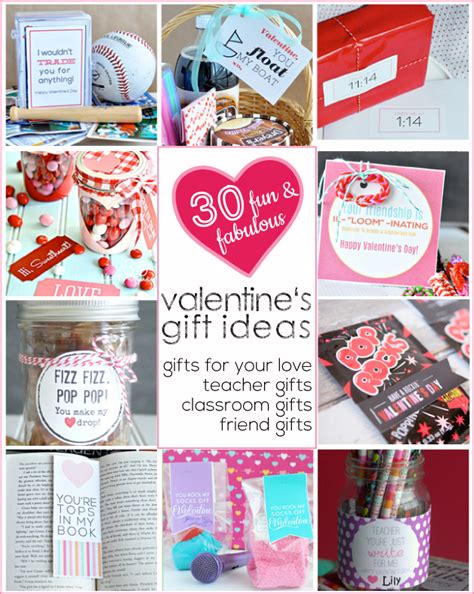 valentines day gifts for friends 30 valentine s day gift ideas for everyone you love teacher 30th and gift