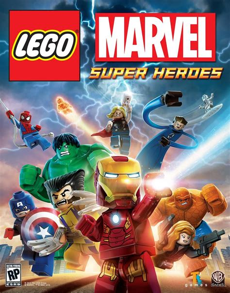 cover lego marvel superheroes revealed comingsoon net