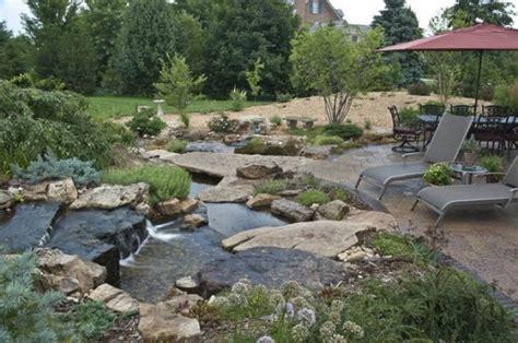 Awesome Backyards Ideas 67 Cool Backyard Pond Design Ideas Digsdigs