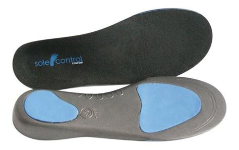 controlled comfort sole control comfort full length insoles