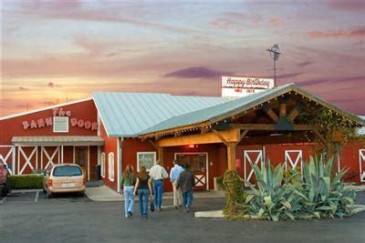 Barn Door Steakhouse San Antonio Dennis Weblog 187 Archive 187 David Hasselhoff