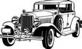 Rolls Royce Clipart Clipart Of 1920 1930 1935 20 25 Automobile Car