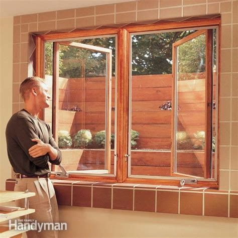 install basement window how to install basement windows and satisfy egress codes the family handyman