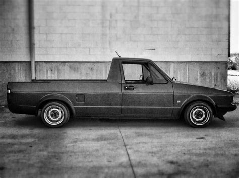 volkswagen pickup slammed 78 best images about vw caddy on pinterest mk1
