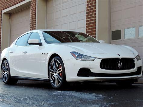 Maserati Nj by 2014 Maserati Ghibli S Q4 Stock 117094 For Sale Near