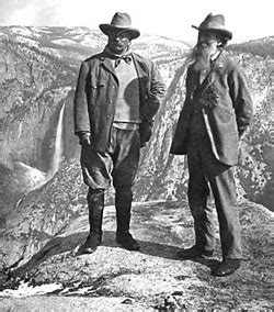 john muirs influences yosemite national park