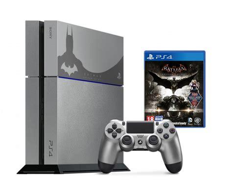 console sony ps3 500go batman console playstation 4 500 go edition collector batman
