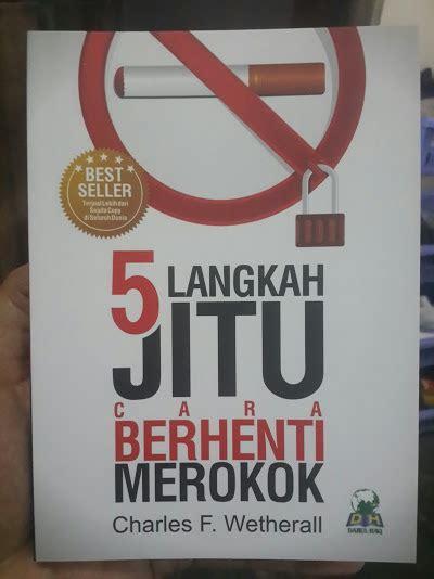 Buku Langkah Langkah Menjadi Pemimpin Disarikan Dari Al Quran buku 5 langkah jitu cara berhenti merokok toko muslim title