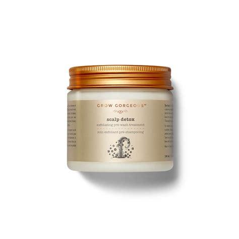 Scalp Detox Products by Grow Gorgeous Scalp Detox Soin Exfoliant Pre Shoing