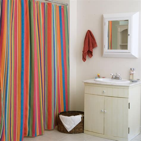 striped bathroom curtains bathroom green damask fabric shower curtains for bathroom