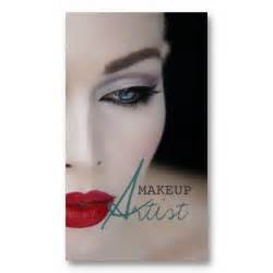 makeup business cards templates free 17 best images about makeup artist business cards on
